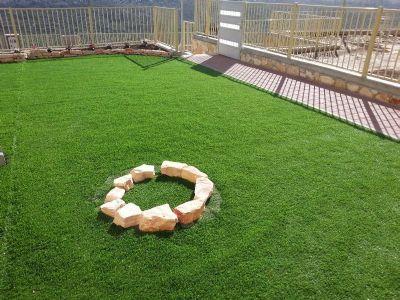 תחזוקת דשא רגיל לעומת סיננטי