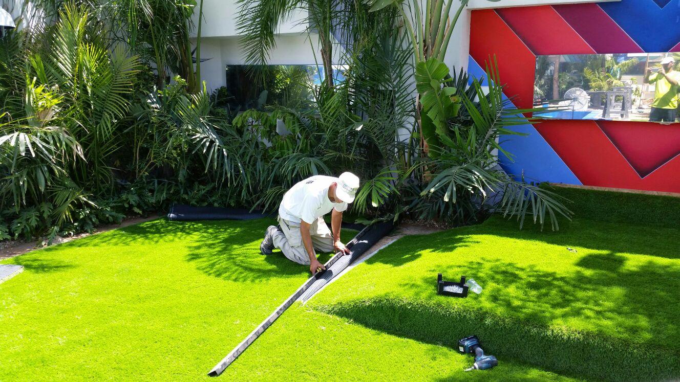 עיצוב גינות דשא סינטטי – הטוב ביותר בשבילכם