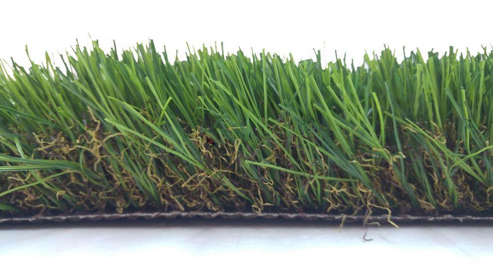 דשא סינטטי שקד