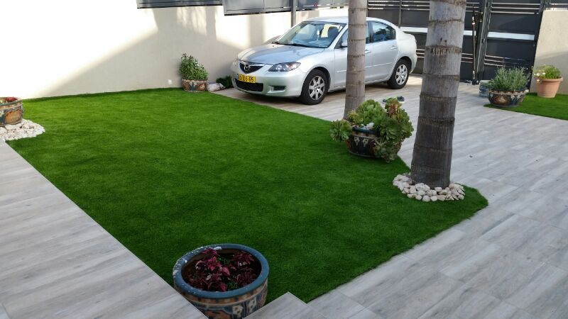 מהו דשא סינטטי