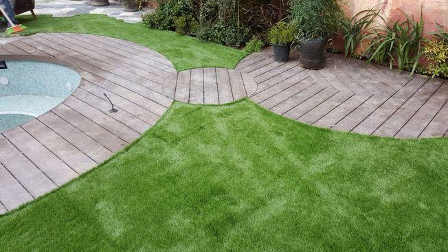 דשא סינטטי ואיכות הסביבה