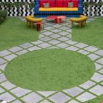 עיצוב גינה ודשא בבית האח הגדול 2020 3